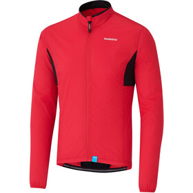 Shimano Compact Windbreaker Heren, red
